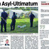 Asyl- und Flüchtlingspolitik