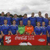 Erfolgreich im Coca-Cola Cup