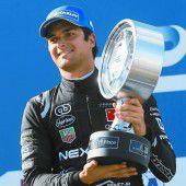 Piquet junior erster Champion