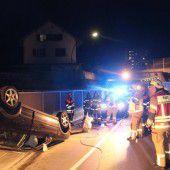 Alko-Unfall: Jeder will Beifahrer gewesen sein