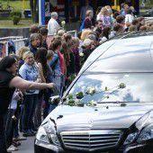 Erste Germanwings-Opfer überführt