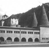 vorarlberg einst und jetzt. Montforthaus Feldkirch