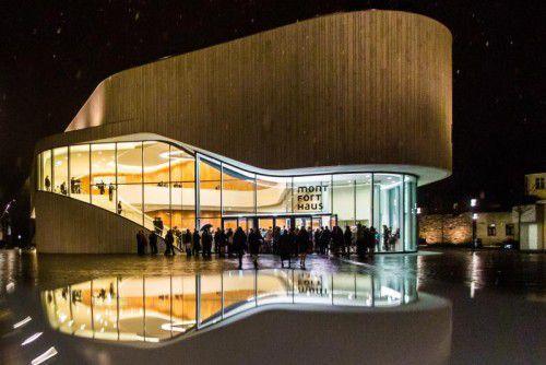 Im Montforthaus findet das eineinhalbtägige Symposium statt.VN