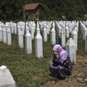 Mitschuld der Niederlande an Srebrenica-Massaker