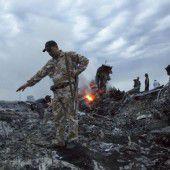 MH17-Katastrophe jährt sich zum ersten Mal