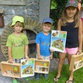 Kinder werden wieder Reiseleiter