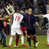 3:0 für Albanien im Drohnenspiel