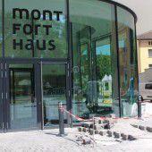Montforthaus erhält noch einen Feinschliff