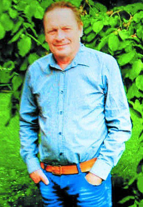 Aus Feldkirch vermisst: Johannes Furtenbach (60).