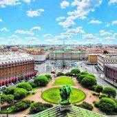 Prunkvolle Stadt St. Petersburg