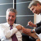 Krank nach der Impfung gegen Schweinegrippe