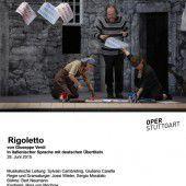 In Verdi-Opern steckt mehr Politik drin als drauf steht