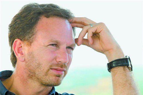 """Christian Horner: """"Wir müssen konkurrenzfähiger werden."""""""