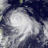 Super-Taifun erreicht China