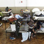 Flüchtlingsnotstand