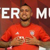 Vidal-Transfer zu Bayern ist fix