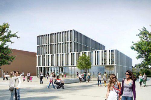 Am Sonntag, 29. November, wird in Lochau über das Gemeindehausprojekt abgestimmt.