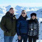 Viel Action im neuen Bond-Film Spectre