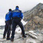 Die Schweiz feiert ihr berühmtes Matterhorn