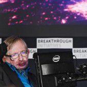 Starphysiker hilft bei Fahndung nach Aliens