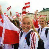 Weltweite Turnfamilie zu Gast in Vorarlberg