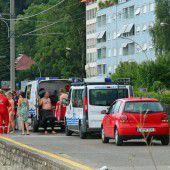 Tödlicher Badeunfall an der Pipeline in Bregenz