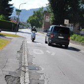 Straßenbauer legen bald in Klarenbrunn los