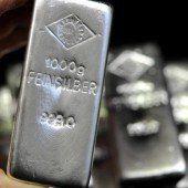 65 Kilo Silberbarren im Auto geschmuggelt