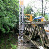 Regelmäßige Prüfung von Dornbirns Brücken