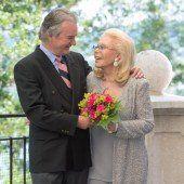 Heidi Horten hat geheiratet