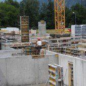 Großbauprojekt in Vandans am Wachsen