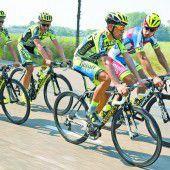 Alberto Contador peilt auch den Tour-Sieg an