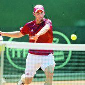 Djokovic machte Thiem Beine
