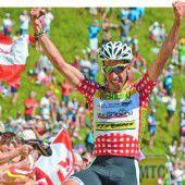 Victor de la Parte übernimmt Gesamtführung bei Österreich-Radrundfahrt