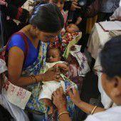 Vier Millionen erkranken jährlich an Hepatitis C