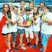 WM-Medaille für Nenzinger Mittelschüler