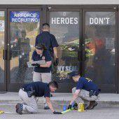 Terror-Verdacht nach Angriff in Tennessee