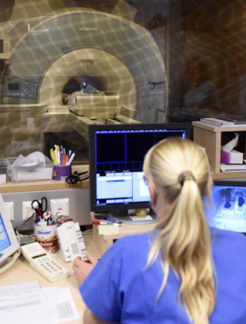 Die stetige Zunahme an MRT-Untersuchungen mit immer spezifischeren Fragestellungen ist unter anderem auch dem medizinischen Fortschritt geschuldet.apa