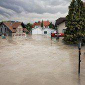 Hochwasserschutz für Lustenau