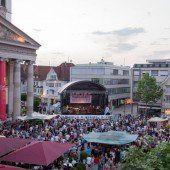 Origano verwandelt den Dornbirner Marktplatz in einen Konzertsaal für Unterhaltendes und Anspruchsvolles