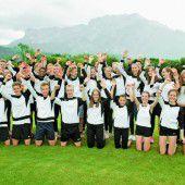 Bronze für Vorarlbergs Leichtathleten beim U-18-Bundesländercup
