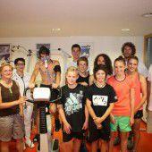 Snowboard-Nachwuchsgarde auf Herz und Nieren getestet
