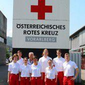 Rotes Kreuz sucht neue Mitglieder