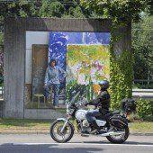 Von den Billboards ins Kunsthaus Bregenz: Arbeiten der Amerikanerin Joan Mitchell
