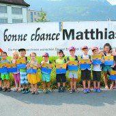 Hohenemser sind stolz und wünschen Brändle viel Glück für die Tour de France