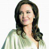Jolie genießt Zeit für sich