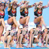 Generalprobe für die Olympischen Spiele