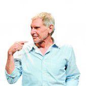 Harrison Ford überraschte Fans