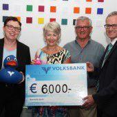 6000 Euro an Netz für Kinder
