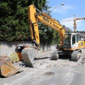 Projekt Carinagasse ist in vollem Gange